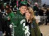 **Preston Rubac and Bri Richardson pose for a photograph prior to Carroll's 2009 Homecoming game against Coppell last Friday night at Dragon Stadium.
