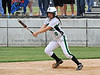 Carroll junior second baseman Kayla Myles bats in the Bi District Championship series against Keller last Saturday afternoon.  Keller defeated Carroll 5-0 to end Carroll's 2009 season.