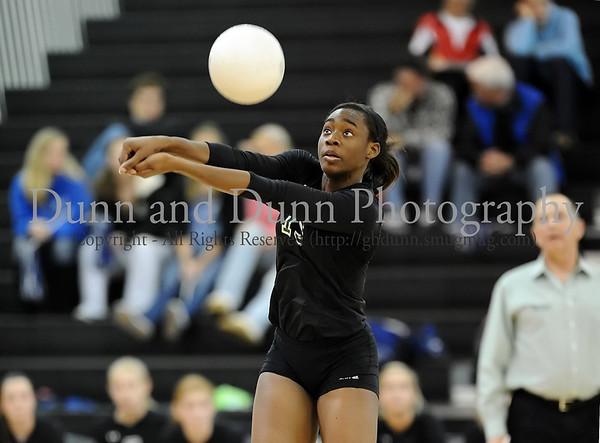 2010-11-02 - Carroll v Plano West (Bi District Playoff - Volleyball)