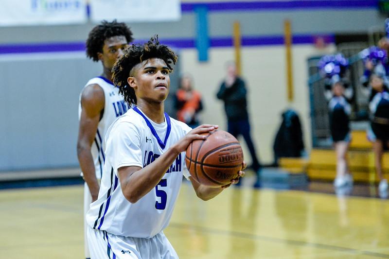 2016 Boys Basketball Playoffs_Wilde Lake @ Long Reach