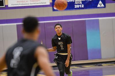 2015 Atholton @ Long Reach Boys Varsity Basketball