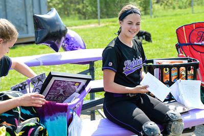 2015 Long Reach Softball Seniors Intro