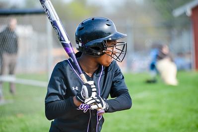 2016 Softball_Long Reach @ Oakland Mills