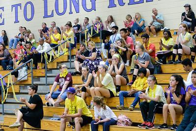 2015 River Hill @ Long Reach Volleyball