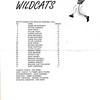South Vermillion Baseball 2021 Wildcats