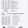 THN THS Boys Basketball Fr 2019-20