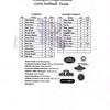 Southport Softball 2021 Cardinals
