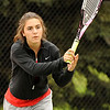 10/02/2009...Glen Rock second singles Christina Maselli<br /> PHOTO: KELLY BIRDSEYE