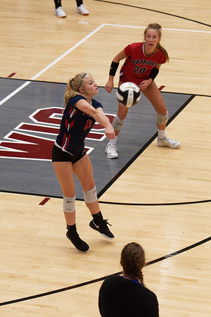 2019-08-22 Terre Haute North High School Volleyball