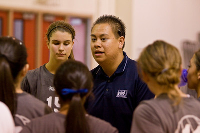 TH Varsity & JV Coach Ralph Rivera with JV team. Email: THHSVolleyball@yahoo.com