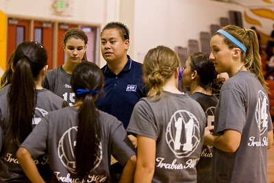 TH Varsity & JV Coach Ralph Rivera, seen here with JV team. Email: THHSVolleyball@yahoo.com