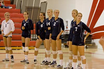 TH Varsity line-up