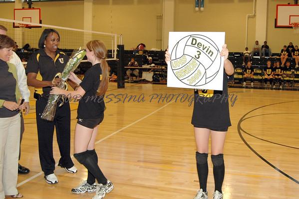 U-High Volleyball