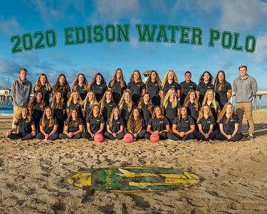 2020 EHS water Polo final