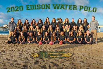 Edison Girls WP 2020 team-45