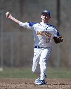 Saturday at Legion Field in Meriden April 7, 2018 | Justin Weekes / Special to the Record-Journal