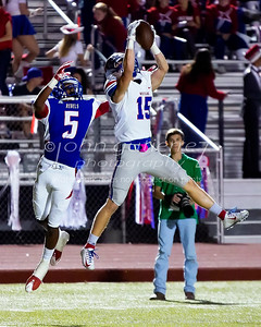 Westlake vs Hays Football