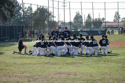 Villa Park High School Freshmen Baseball 2016