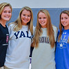 College Signing Day Nov 14, 2017