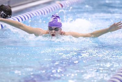 McDonough Swim Meet 1/8/14