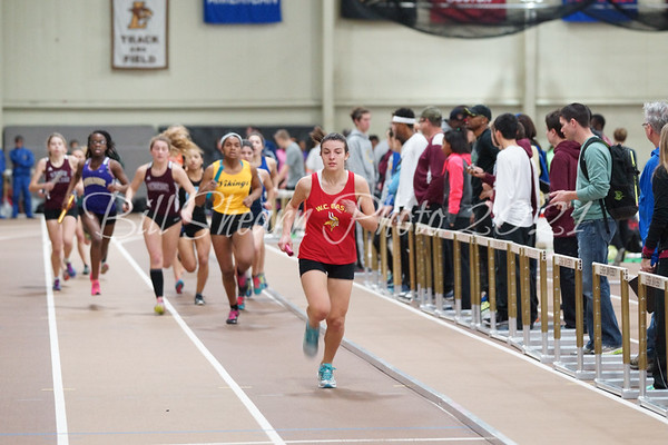 PTFCA Indoor Track and Field Carnival