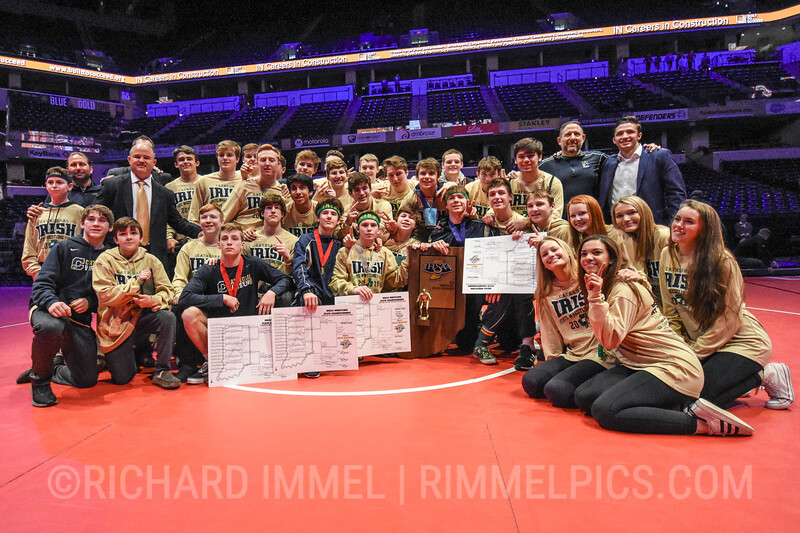 2019 IHSAA State Champions: Indianapolis Cathedral