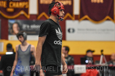 Walsh Jesuit Ironman held at Walsh Jesuit High School, Cuyahoga Falls, Ohio, Dec. 7-8, 2018.