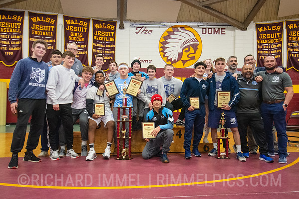 Wyoming Seminary, First Place Team