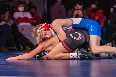 113: Cittadino Tuttle (Stillwater) over Peyton Spychalla (Simley) (Dec 5-0)