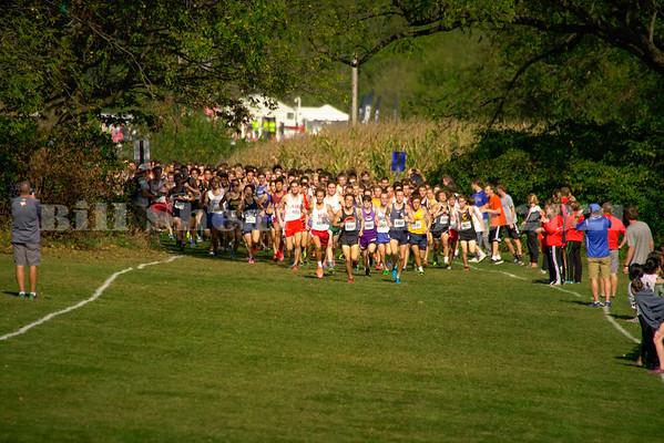 2017 Paul Short High School races