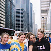 Lisa, Elyse, Jena & Amber in the Windy City