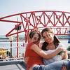 Jena & Elyse on Navy Pier