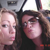 On the bus - Casey & Amber Staska