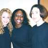 Casey, Missy Robbins and Adrianna Borgia