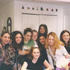 Early high school;Sami's 16th BD. Casey would have been 15 yrs.old. 9th Grade? <br /> <br /> Left to right: Lisa DiCroce, Elyse Marinelli, Jenna Ferrigno. Lindsey Burke, Amber Staska, Jackie Cahill, Casey, Kaitlyn Carullo and Sami Csaniz, seated.