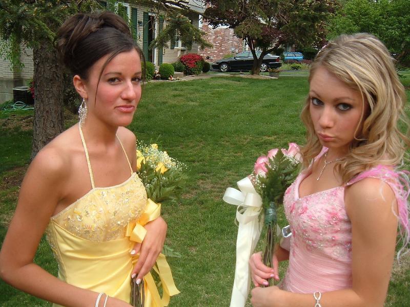 Rachel & Casey.