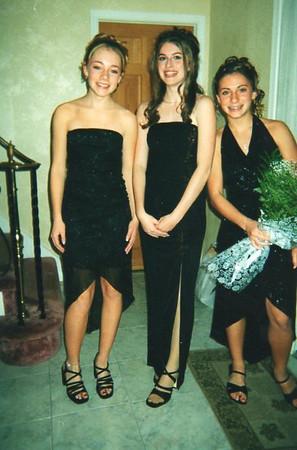 Amber, Casey and Lisa.