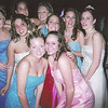 The Gang @ the upperclassmans Prom!! Back Row: Kaitlyn, Elyse, Mallory, Casey, Jena, Amber & Rachael. Front: Lindsey & Sami