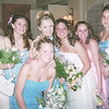 Junior Girls at the 2005 Senior Prom