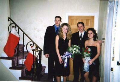 Casey, Joe Mossman, Lisa DiCroce and ?