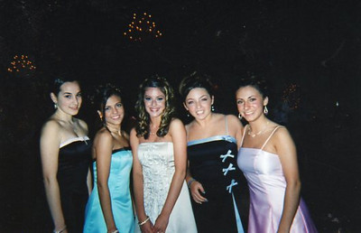 Mallory, Jackie, Amber, Kaitlyn (?) and Lisa.