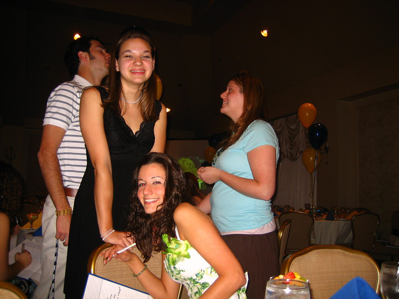 Jenna Irrgang and Rachel Kemmey