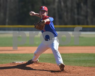 High School baseball 2016 Edisto, Woodland, HHA, Bluffton