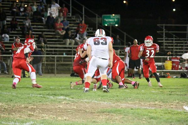 Galt High Football 10-09-2015