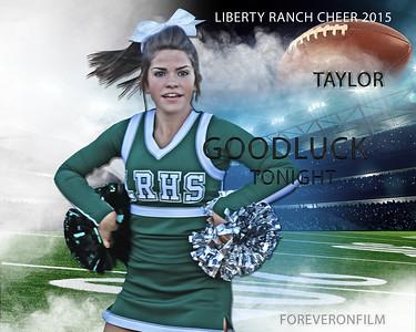 LRHS cheer 2015