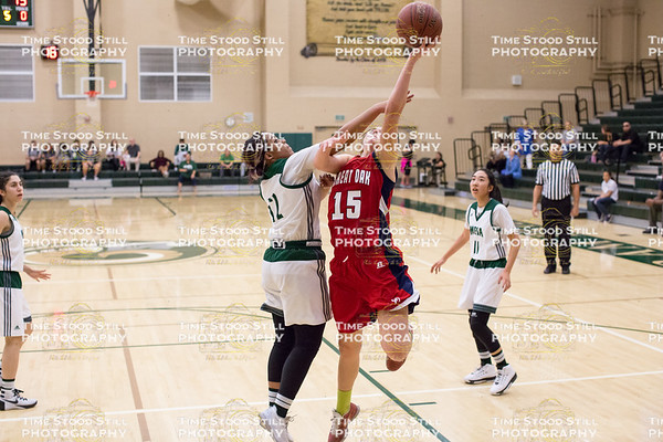 Girls vs Murrieta Mesa (A) 2016