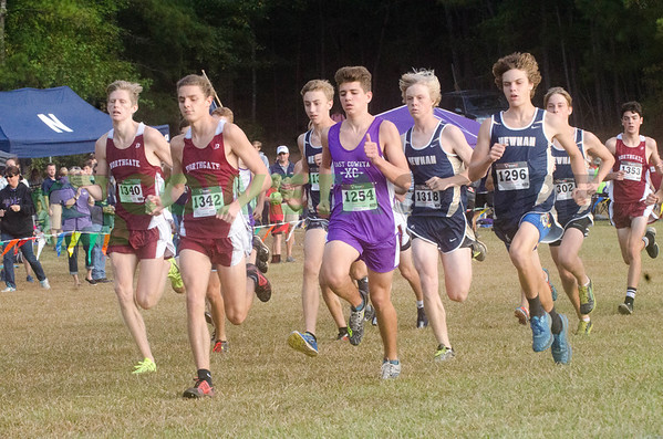 10-15-16 Coweta Cup Cross-Country Championships
