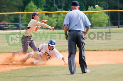 5-11-17 GISA Baseball - Game 1 Heritage School vs. TiftArea