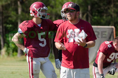 5-16-17 Northgate spring football practice