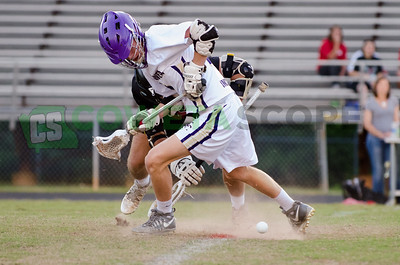 4-21-17 Northgate vs. East Coweta boys lacrosse